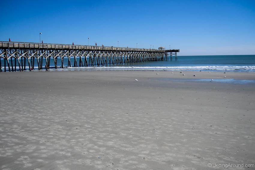 A weekend getaway in Myrtle Beach SC for couples and solo travelers
