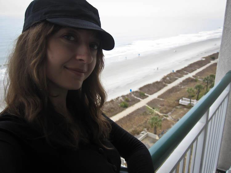 At Hampton Inn Myrtle Beach