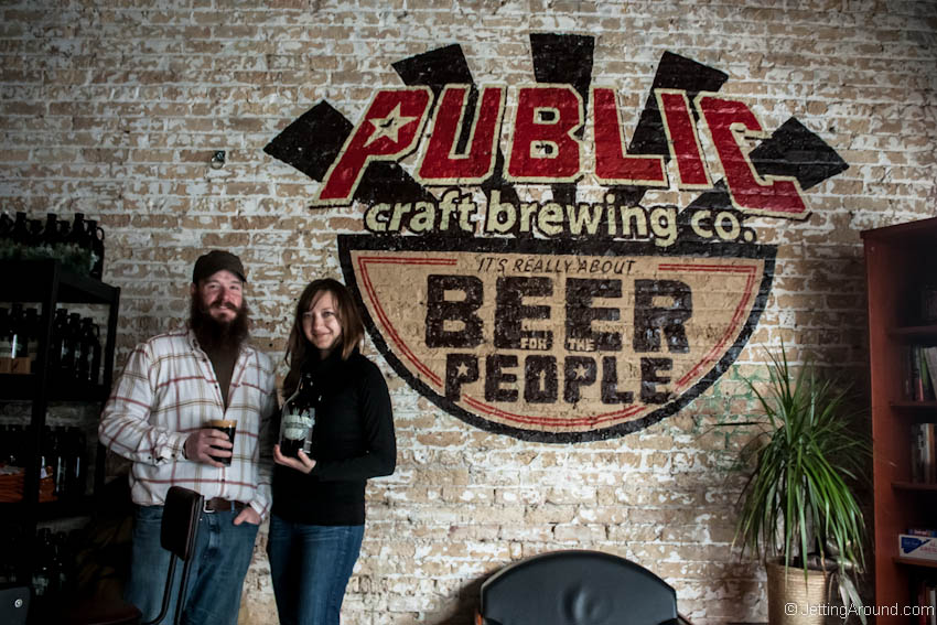 Public Craft Brewing Kenosha