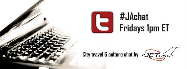 #JAchat on Twitter