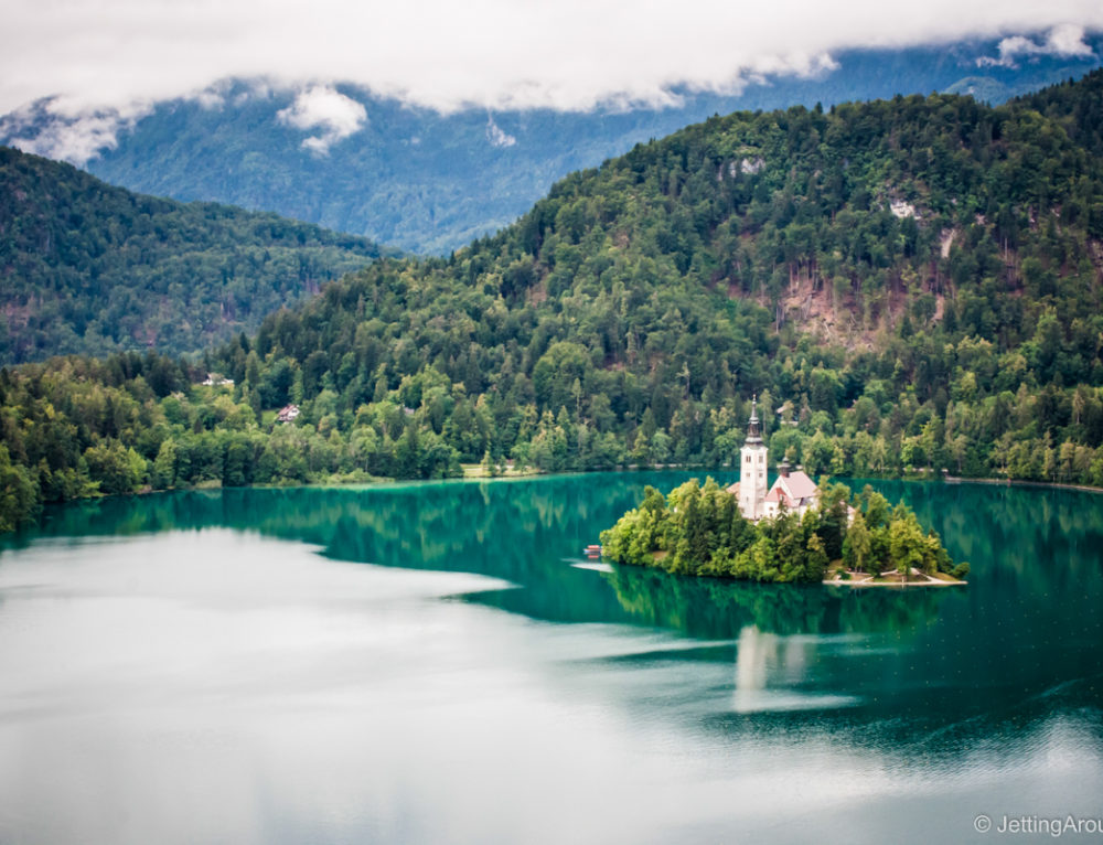 Visiting Lake Bled, Slovenia
