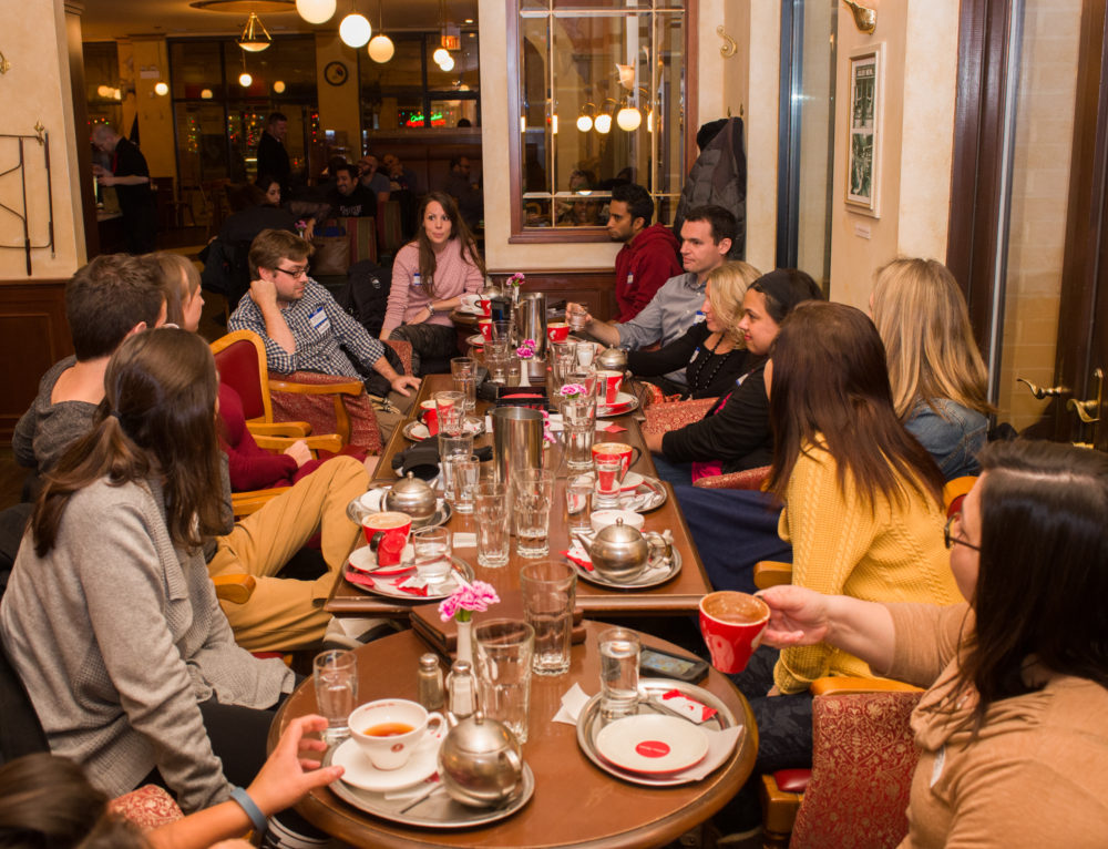 One year of JA Café: Travel Talk Over Coffee