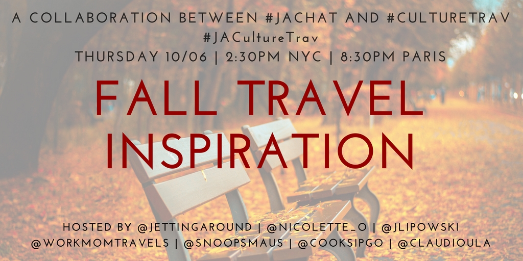 #JACultureTrav on Twitter: Fall Travel Inspiration