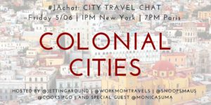 #JAchat on Twitter: Colonial Cities