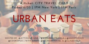 #JAchat on Twitter: Urban Eats
