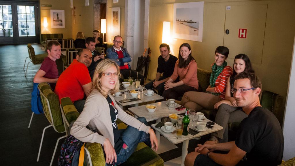 JA Cafe Ljubljana