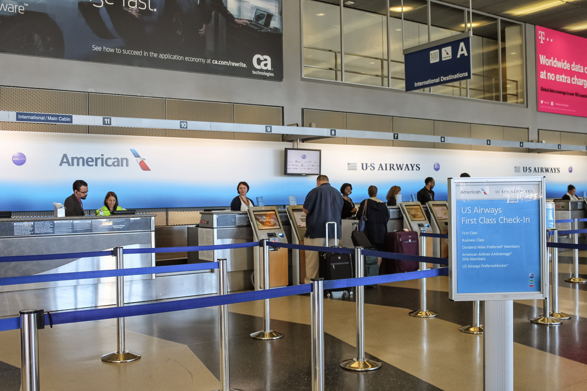American Airlines Check In American Airlines Check In